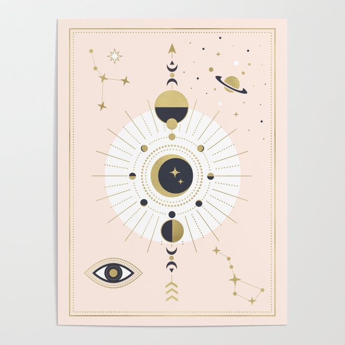 The Spring Moon Poster
