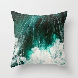Ocean Love Throw Pillow