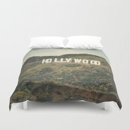 Hollywood (color) Duvet Cover