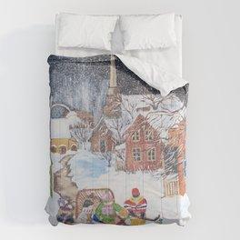 Diane L - Le match Comforters