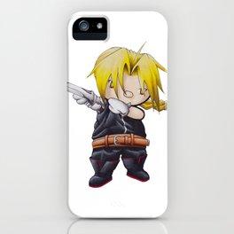 Hello Manga - Edward Elric iPhone Case
