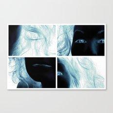 Pieces of Me Canvas Print