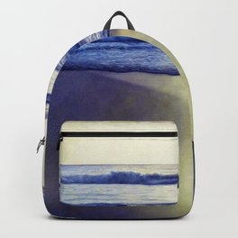 Sunset Beach Sunset, San Francisco Backpack