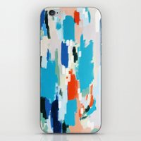 cape cod iPhone & iPod Skins featuring Cape Cod by kristinesarleyart