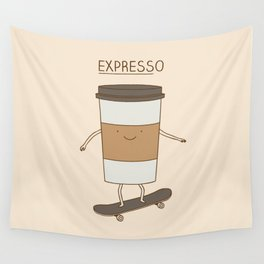 expresso Wall Tapestry