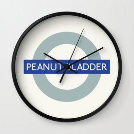 Peanut Bladder   TFL Wall Clock