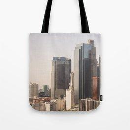 DTLA - Los Angeles Skyline Tote Bag