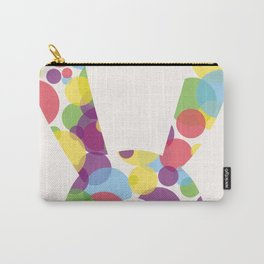 Rabbit After Carry-All Pouch