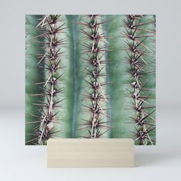 Cactus Abstractus Mini Art Print