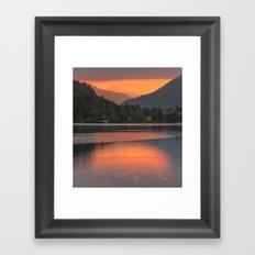 Landscape 04 Framed Art Print