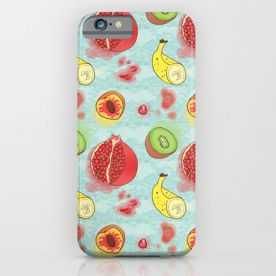 Fruit Cross-sections iPhone & iPod Case