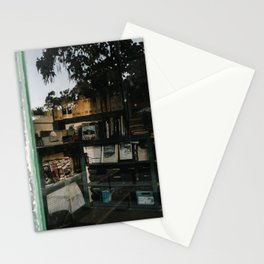 store front Stationery Cards