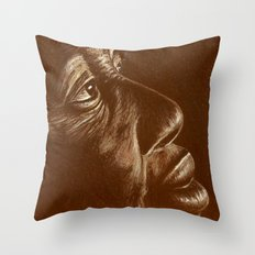 the roots Throw Pillow