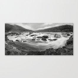 Sandstone Falls, WV. Canvas Print