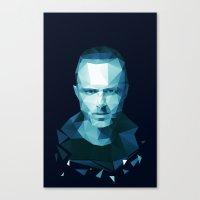 jesse pinkman Canvas Prints featuring Jesse Pinkman by Dr.Söd