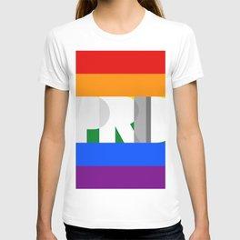 Rainbow, Pride LGBT T-shirt