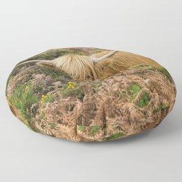 Highland Lad Floor Pillow