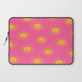Litlle Sunshine (pink 2) Laptop Sleeve
