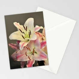 A Dream of Lilies #1 #decor #art #society6 Stationery Cards