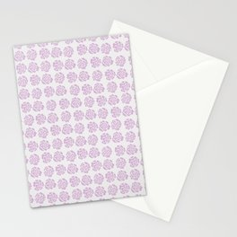 Roses pattern IV Stationery Cards