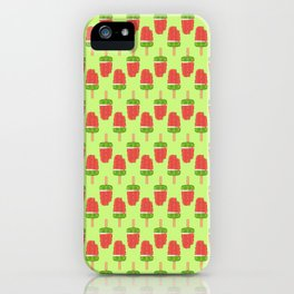It's Summer Time Popsicle iPhone Case
