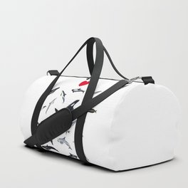 I love dolphins Duffle Bag
