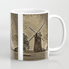 Horsey windpump sepia Coffee Mug