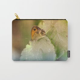 Colorfull summer butterfly Carry-All Pouch