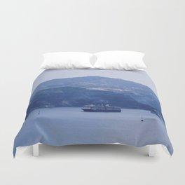 Santorini, Greece 8 Duvet Cover