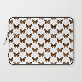 Monarch Butterfly Pattern Laptop Sleeve