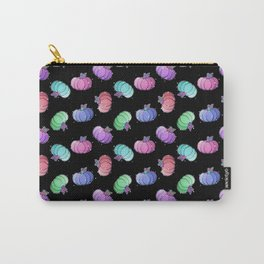 Pastel Pumkins Carry-All Pouch