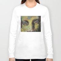 shiva Long Sleeve T-shirts featuring Shiva by Michael Creese