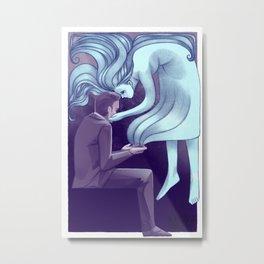 Ghost Story Metal Print