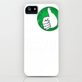 Impractical Jokers Thumbs Up Hoodie iPhone Case