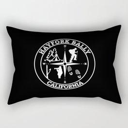 HAYFORK BALLY Rectangular Pillow