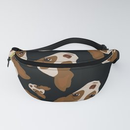Chihuahua Love Fanny Pack