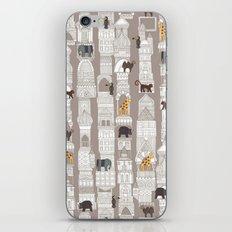 urban jungle pebble iPhone & iPod Skin
