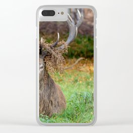 Crowned. Clear iPhone Case