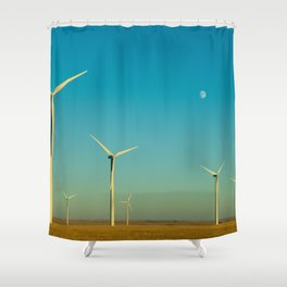 Alternative Shower Curtain
