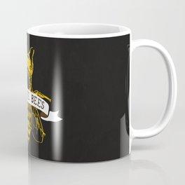 Save The Bees (Dark) Coffee Mug