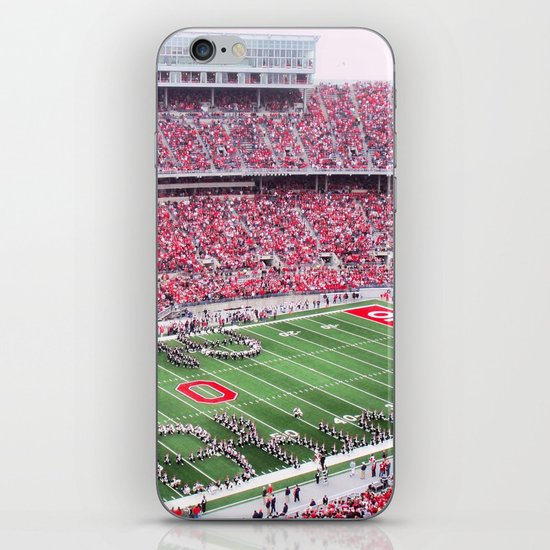 GO BUCKS!  iPhone & iPod Skin