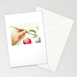 Lefty Stationery Cards