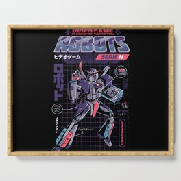 Video Game Robot - Model N Serving Tray