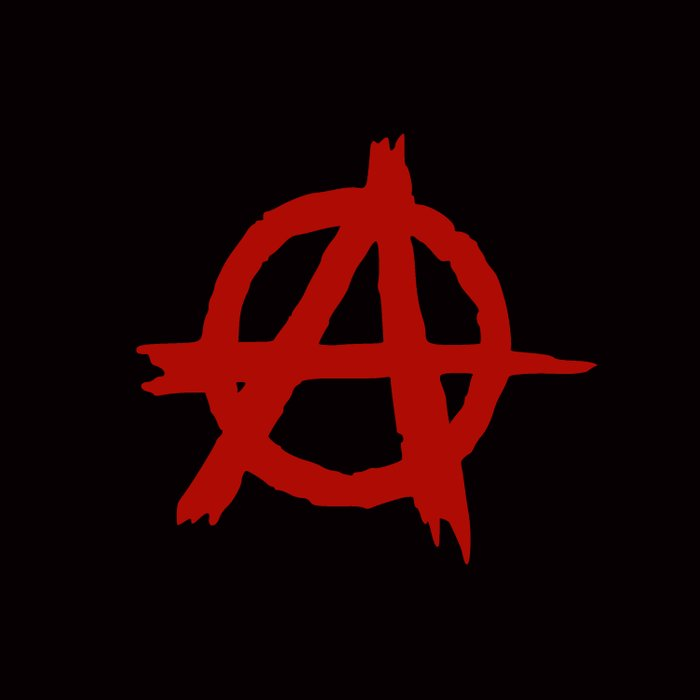Anarchy Duvet Cover