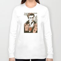 jay fleck Long Sleeve T-shirts featuring Jay by Shop 5