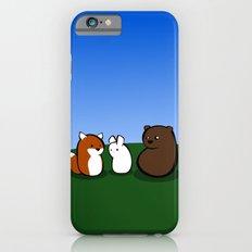 Animal Marshmallow iPhone 6s Slim Case
