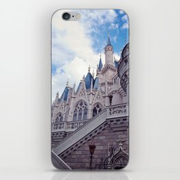 The wild blue yonder  iPhone Skin