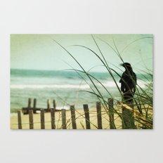 My Love The Sea Canvas Print