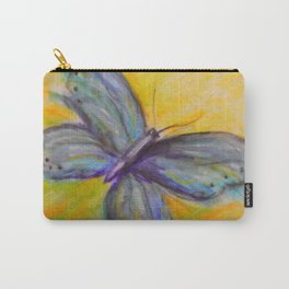 Butterfly Flutters Carry-All Pouch