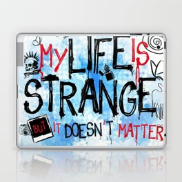 My life is strange! Laptop & iPad Skin